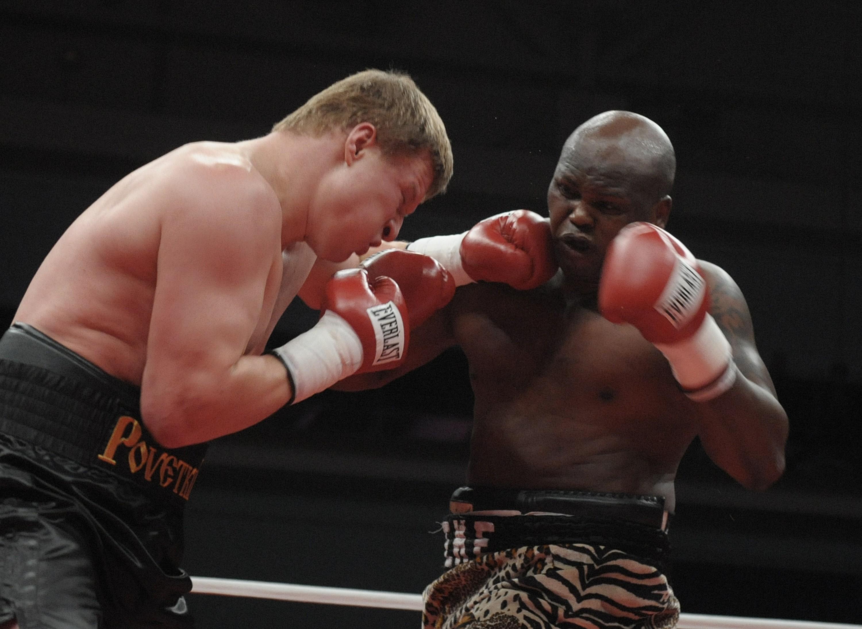 Бокс кличко поветкин
