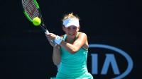 Daniela Vismane Foto: Elizabeth Bai/Tennis Australia
