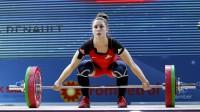 Rebeka Koha ceļ Eiropas čempionātā Foto: EPA/Scanpix