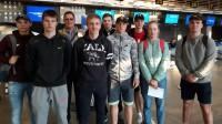 Latvijas junioru izlase pirms došanās uz Eiropas čempionātu Foto: Latvijas Airēšanas federācija