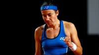 Anastasija Sevastova Foto: Reuters/Scanpix