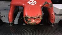 Grožāna mašīna antispārns pēc murkšķa notriekšanas Foto: Motorsport.com