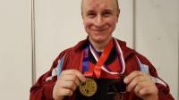 Ivo Liepiņš  Foto: Latvijas Pauerliftinga federācija