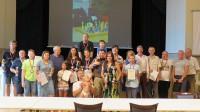 Turnīra dalībnieki Foto: Latvijas Šaha federācija