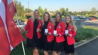 Latvijas dāmu izlase pēc Eiropas komandu čempionāta