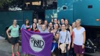 """NND Rīga"" vēl netaisās braukt mājup Foto: NND Rīga"