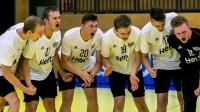 Latvijas U-18 handbolisti Foto: OHB / Pucher