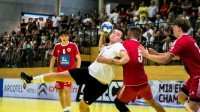 Antons Šuleiko Foto: handball.lv