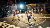 """2017. gada """"Ghetto Basket"""" superfināls Sieviešu grupā Publicitātes foto"""