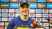 Edgars Kulda. Foto: hokej.zlin.cz