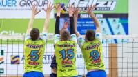 """Jēkabpils """"Lūši"""" cieta pirmo zaudējumu turnīrā. Foto: Jēkabpils Lūši"""