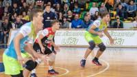 """Jēkabpils """"Lūšu"""" volejbolisti. Foto: Sporta klubs Jēkabpils """"Lūši"""""""