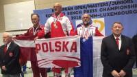 Jānis Lasmanis Eiropas čempionāta apbalvošanas ceremonijā