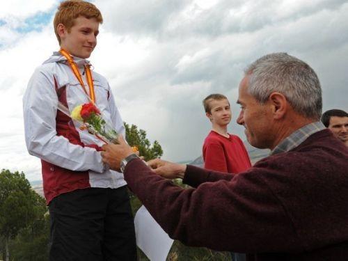 Mūsējiem medaļas pasaules skolu čempionātā
