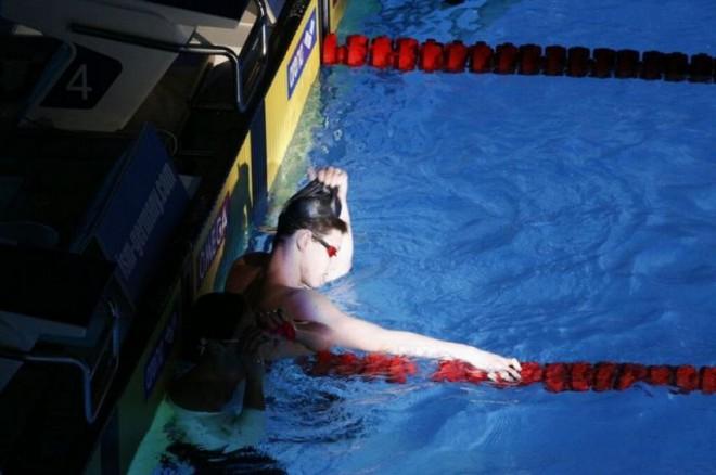 Šaltāns un Aizpuriete labo Latvijas rekordus peldēšanā