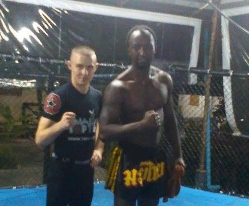 Edgars Skrīvers devies uz treniņnometni Taizemē