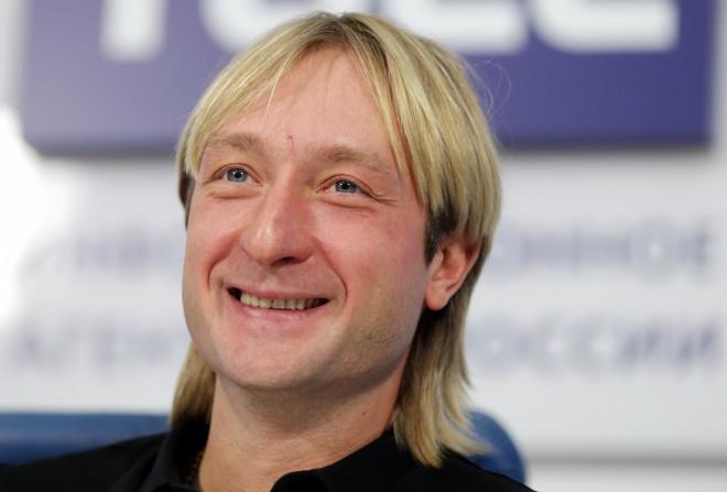 Pļuščenko tomēr plāno startēt Phjončhanas olimpiādē