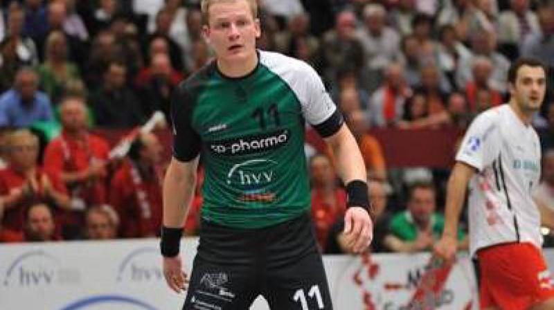 Aivis Jurdžs Foto: handball-hannover.de