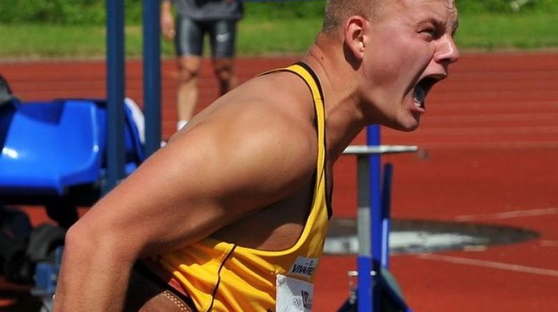 Ansis Brūns Foto:Romualds Vambuts, Sportacentrs.com