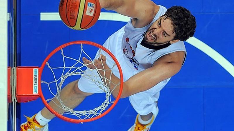 Pau Gazols Foto: www.fibaeurope.com Castoria