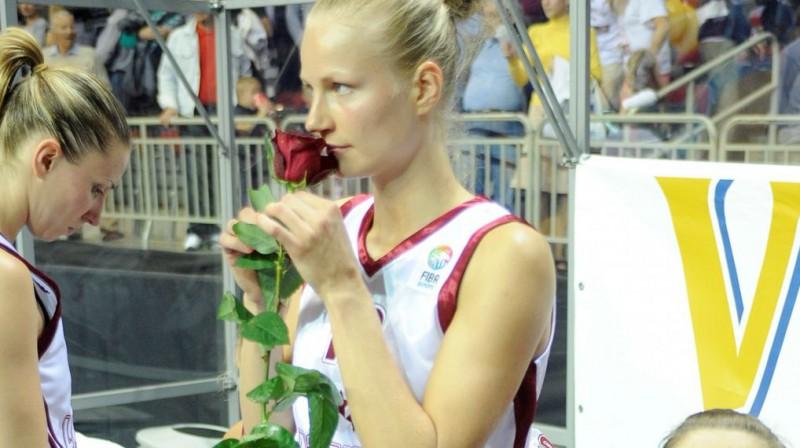 Dita Krūmberga  Foto: Romāns Kokšarovs, Sporta Avīze, f64