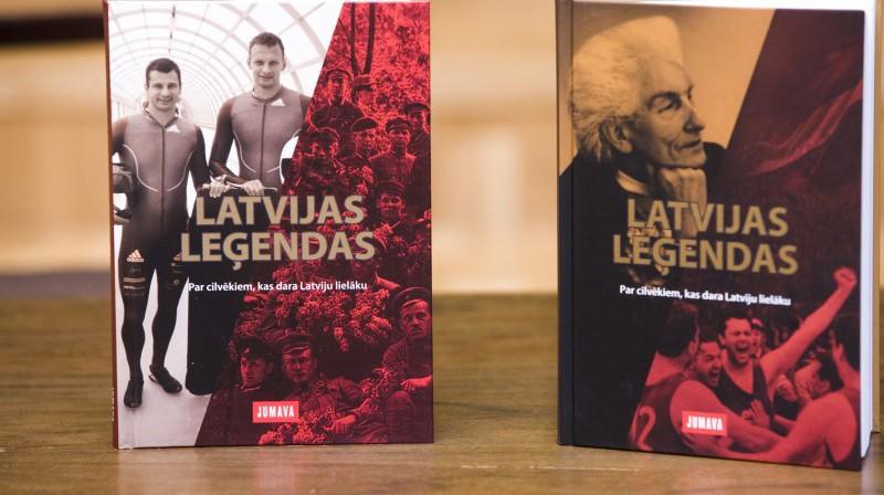 """""""Latvijas leģendas IV""""  Foto: Alberts Linarts, sigulda.lv"""