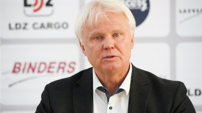 Jānis Kols. Foto: Vladislavs Proškins/f64