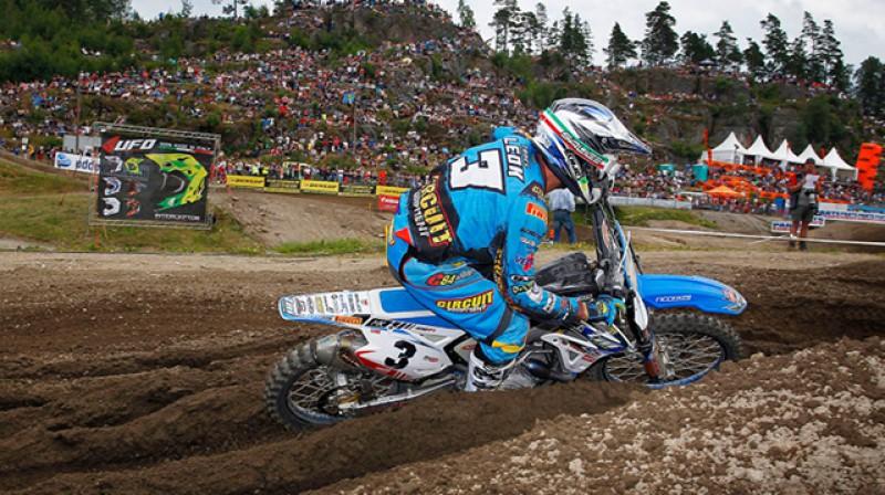 Tanels Leoks  Foto: motorsport.ee
