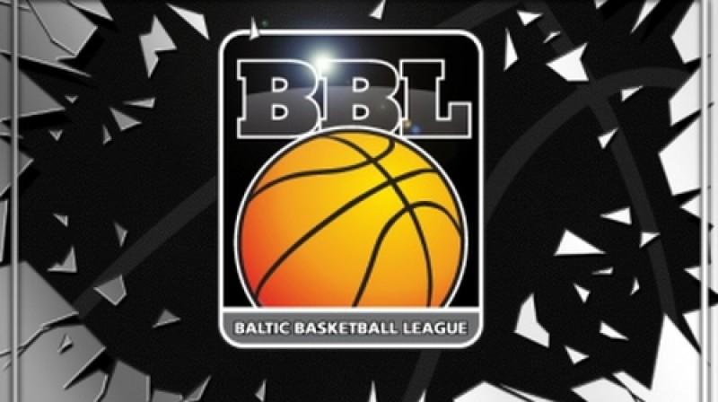 Baltijas Basketbola līgas logo Foto: bbl.net
