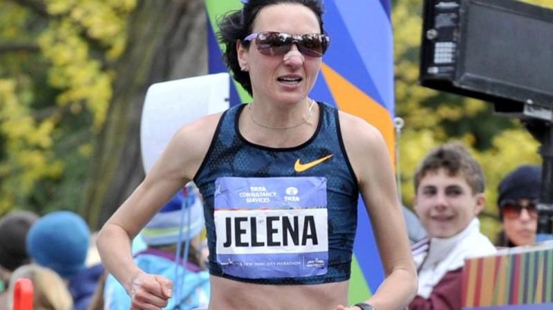 Jeļena Prokopčuka. Foto: Romāns Kokšarovs/f64