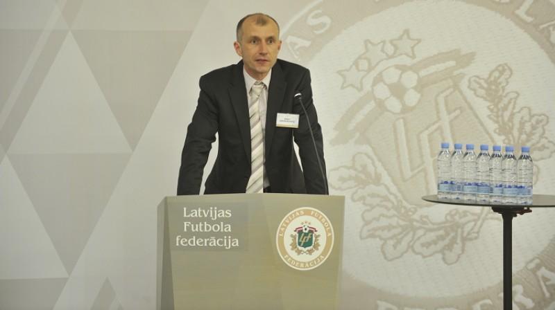 Arturs Zakreševskis. Foto: Romāns Kokšarovs (f64)