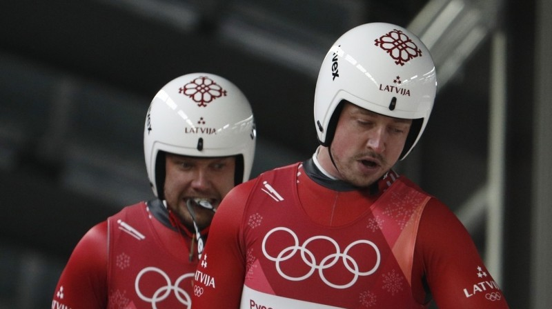 Brāļi Šici. Foto: Reuters/Scanpix