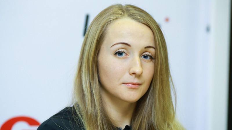 Diāna Marcinkeviča. Foto: Dmitrijs Suļžics, F64