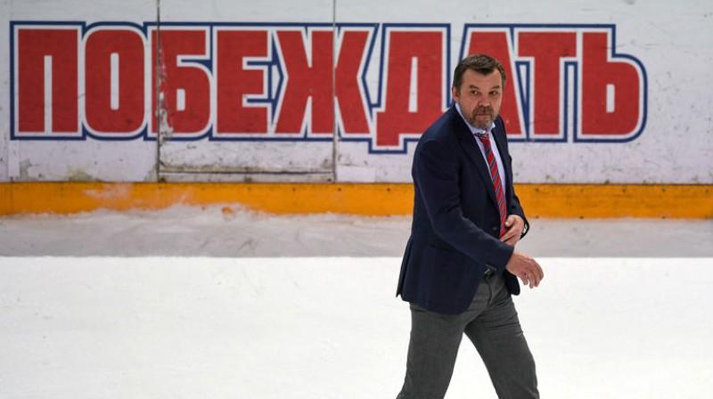Oļegs Znaroks. Foto: Darja Isajeva, sport-express.ru
