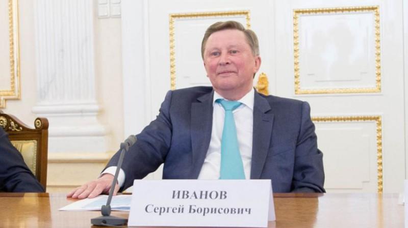 Sergejs Ivanovs. Foto: VTB-league.ru