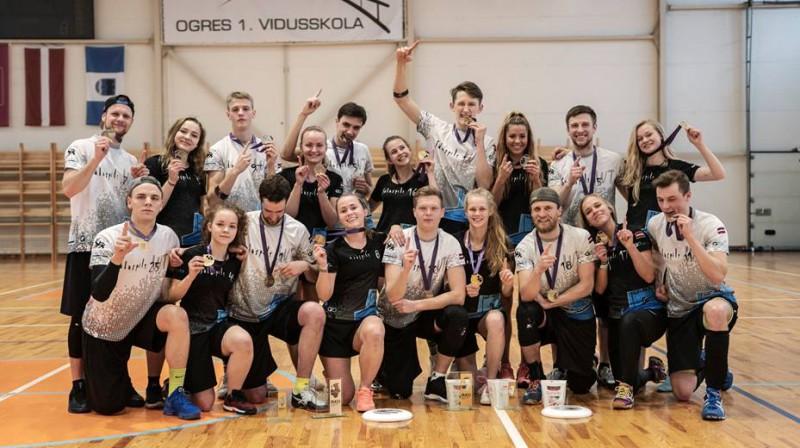 """""""Salaspils FK"""" Publicitātes foto"""
