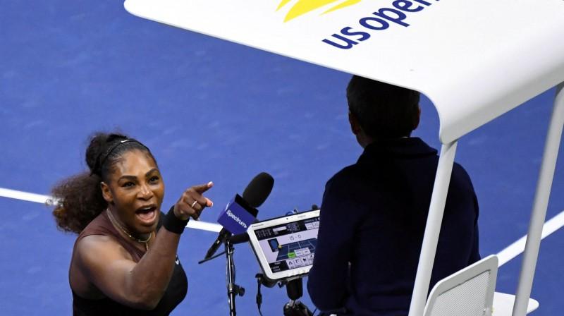 Serēna Viljamsa Foto: Reuters/Scanpix