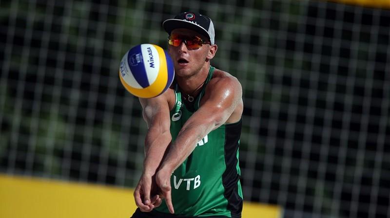 Edgars Točs. Foto: FIVB