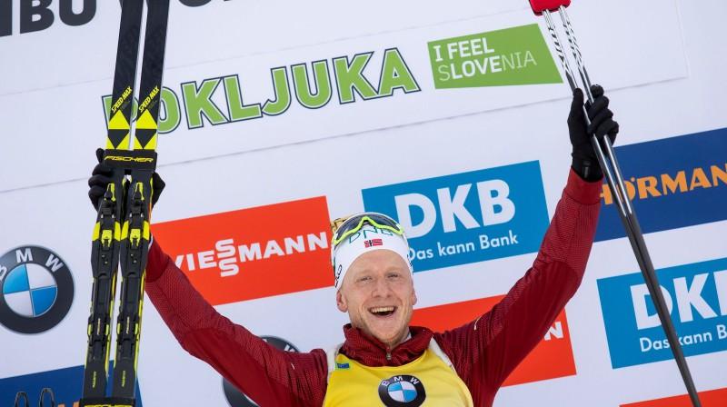 Juhanness Tinness Bē. Foto: Urban Urbanc / Sportida/SIPA/Scanpix