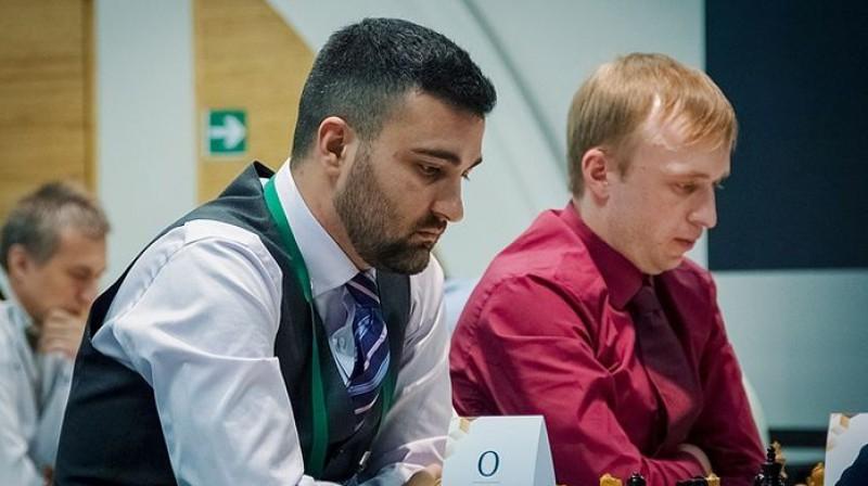 Igors Kovaļenko. Foto: chess-news.ru