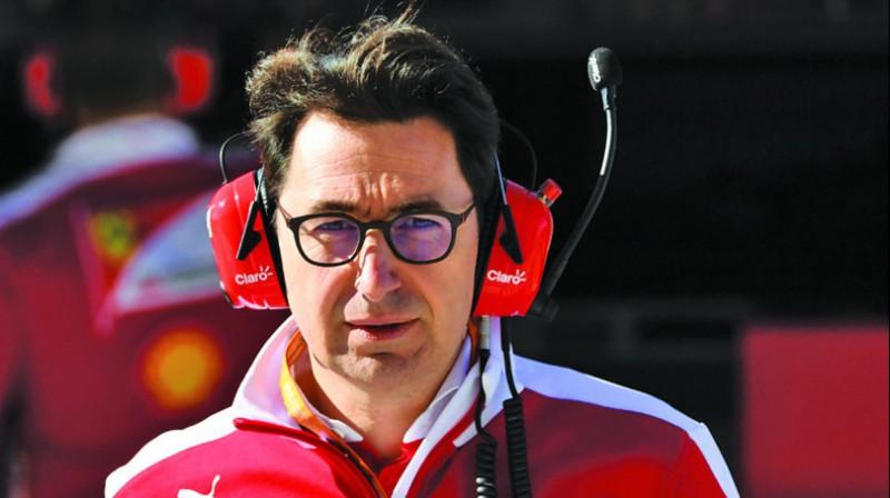 Matija Binoto. Foto: Scuderia Ferrari