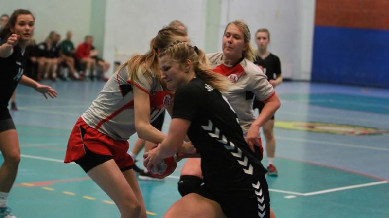 Simona Ārmane. Foto: handball.lv