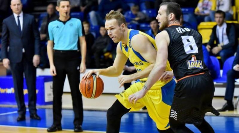 Māris Gulbis. Foto: FIBA