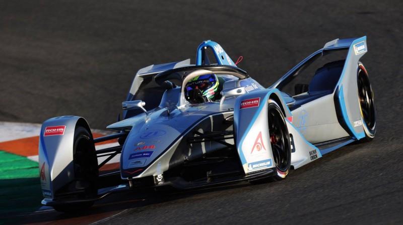Felipe Masa. Foto: FIA Formula E