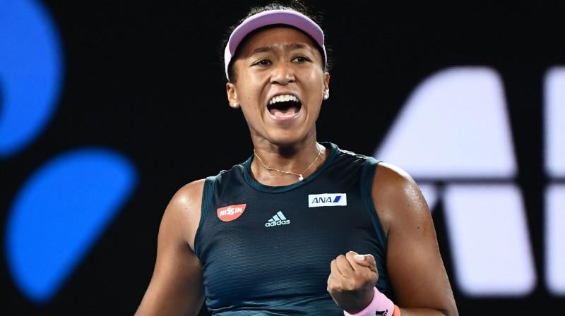 """Naomi Osakai otrais """"Grand Slam"""" fināls pēc kārtas. Foto: AFP/Scanpix"""