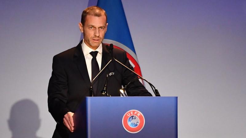 Aleksandars Čeferins. Foto: AFP/Scanpix