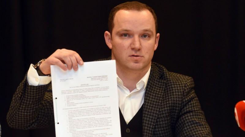 Vadims Ļašenko. Foto: Romāns Kokšarovs, f64