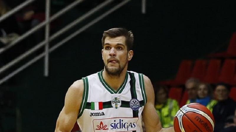 Ojārs Siliņš: 200 spēles vēsturiskajā A sērijā. Foto: FIBA