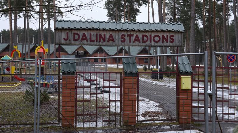 Valmieras J. Daliņa stadionam sacensības atkal vajadzētu uzņemt jau 2020. gadā. Foto: Romāns Kokšarovs/f64