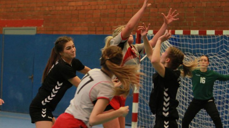 Foto: Sandra Škutāne/Handball.lv